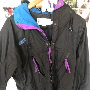 Vintage Columbia Snow Jacket